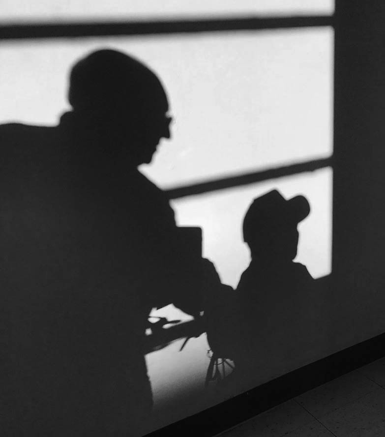 shadows of men